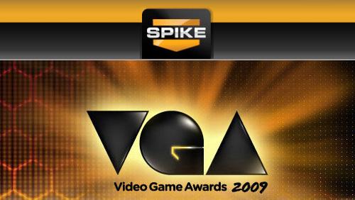 VGA - Video Game Awards (2009) ENG HDTVRip! - JustGame.GE